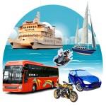 Аренда транспорта и оборудования