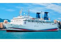Стартовали ранние продажи на круизном лайнере «Князь Владимир»