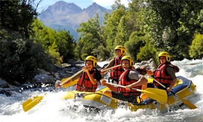 Открыт новый сезон водных развлечений!