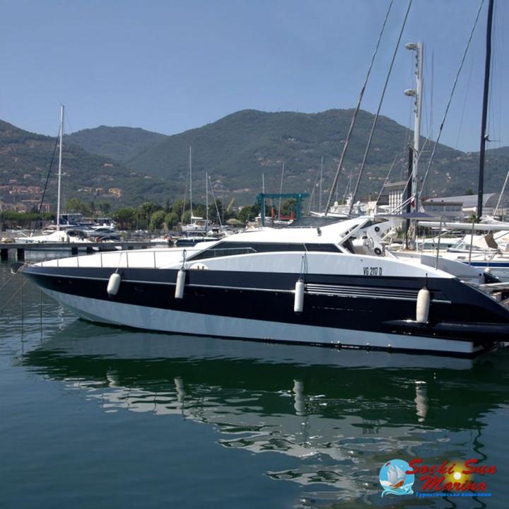 Аренда яхты «Sanlorenzo»