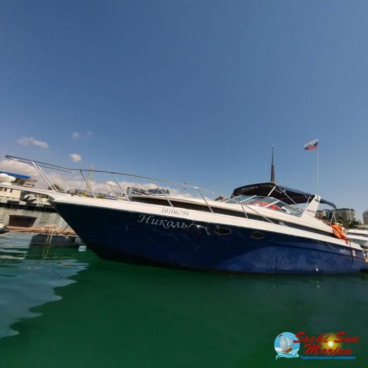 Аренда яхты «Николь»