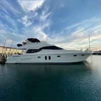 Аренда яхты VIP «Rodman 64»