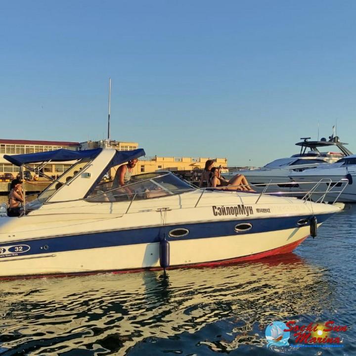 Аренда яхты «СэйлорМун»