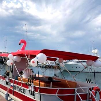 Морской пикник на тримаране | 1,5 часа | Порт Сочи