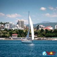 Морская прогулка | Яхты | Катера | 45 мин | Порт Сочи