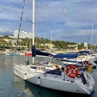 Аренда парусной яхты «Калипсо»