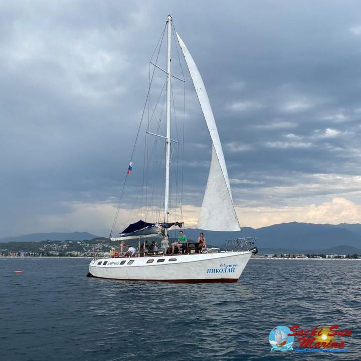 Аренда парусной яхты «Святой Николай»