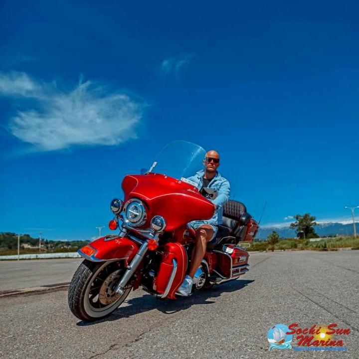 Каньон «Чертовы ворота» - мототур  Экскурсия на мотоцикле 1-1,5 часа