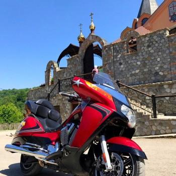 «Вся Абхазия» - мототур| Экскурсия на мотоцикле 12 часов