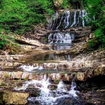 «33 водопада» - экотур по живописным местам Лазаревского района