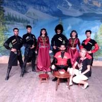 «33 водопада и вечернее шоу в ауле Большой Кичмай» - этнографическая экскурсия