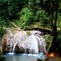 """""""33 водопада"""" и вечернее шоу в ауле Большой Кичмай"""