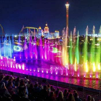 «Вечерний Олимпийский парк и шоу фонтанов» - обзорная экскурсия