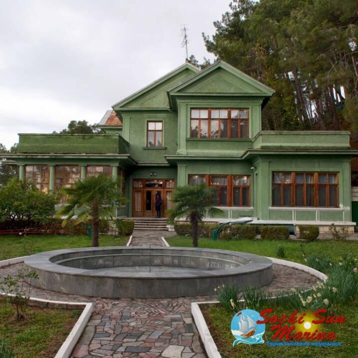 «Зеленая Роща»   гора Ахун   дача Сталина   Обзорная экскурсия   Сочи