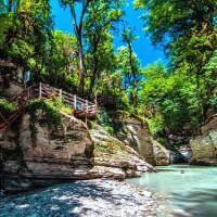 «Каньон Псахо» | Джип-тур | Групповая экскурсия | Сочи