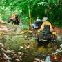 Квадро-тур «Живописные места»   Прогулка на квадроциклах 1,5 часа   Барановка