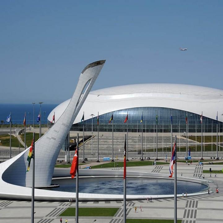 Обзорная экскурсия «Олимпийское наследие» - красная поляна+олимпийский парк+шоу фонтанов