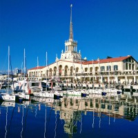 «Исторический Сочи» - пешеходная экскурсия с морской прогулкой на яхте
