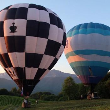 «Воздушный шар» - индивидуальный автомобильный маршрут «Зеленая поляна-парк развлечений»