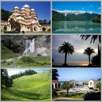 Обзорная экскурсия  VIP«Страна души» - Абхазия