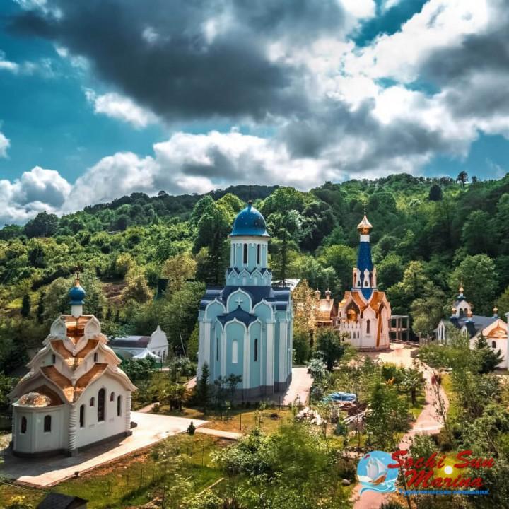 «По святым местам Сочи» | Паломнический тур