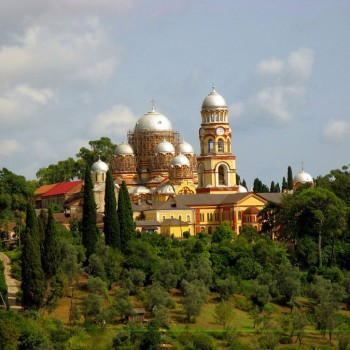Экскурсия «Святые места Страны Души» - Абхазия паломнический тур