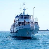 Экскурсия на теплоходе | Порт Сочи | 1 час