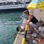 Аренда снастей для рыбалки с берега