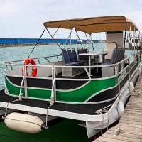Морская рыбалка на тримаране «Красавчик» - 3 часа | Морпорт Сочи