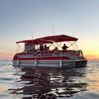 Морская рыбалка в составе группы (3 часа) | Морпорт Сочи