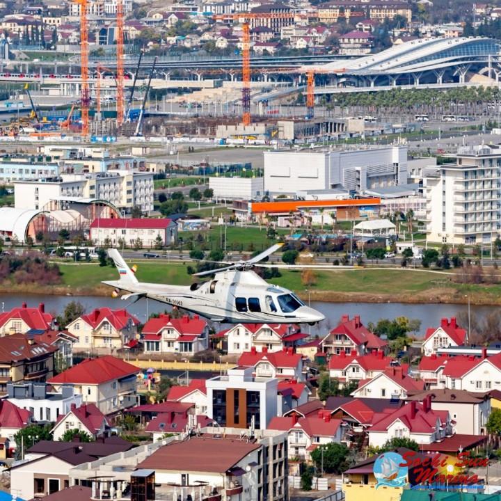 «Полёт орла-4» - вертолетная экскурсия