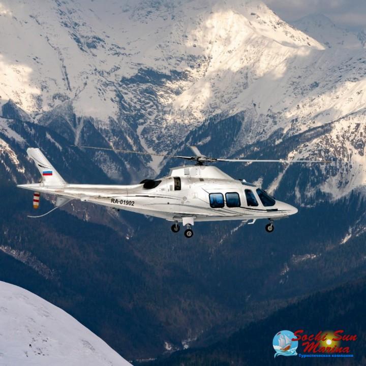 «Кордон Умпырь» - вертолетная экскурсия
