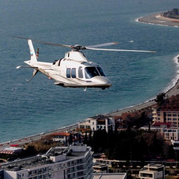 «Полёт орла-3» - вертолетная экскурсия