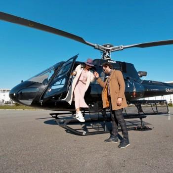 Вертолетный трансфер на Eurocopter AS350 | вылет из Сочи