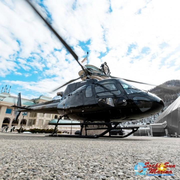 «Пегас» - вертолетная экскурсия
