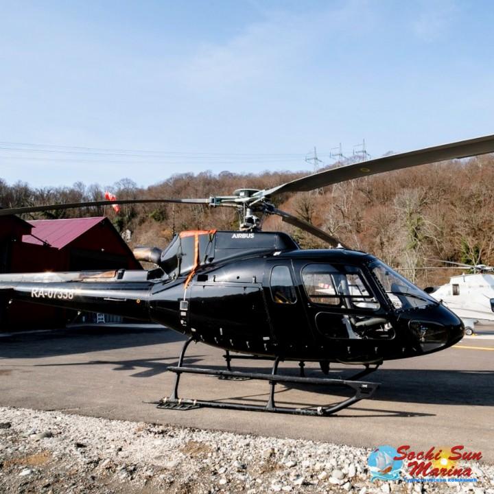 «Полёт орла-5» - вертолетная экскурсия