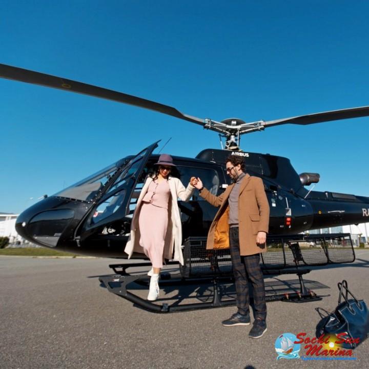 «Полёт орла-2» - вертолетная экскурсия