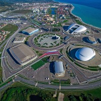 «Олимпийский парк» - экскурсия на вертолете