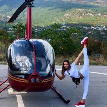 Полет на вертолете «Красная Поляна»