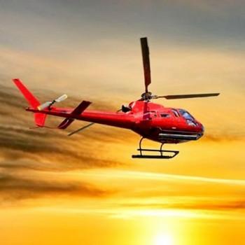 Полет на вертолете «Ущелье Ах-Цу»